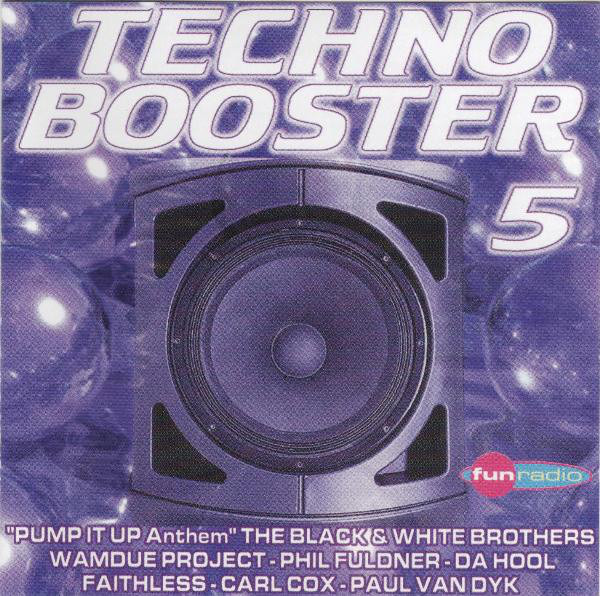 VARIOUS - Techno Booster 5 - 33T x 2