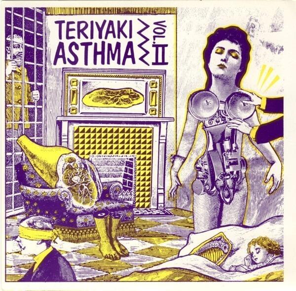 Various Teriyaki Asthma Vol. II