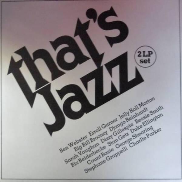 #<Artist:0x00007fcea5665410> - That's Jazz