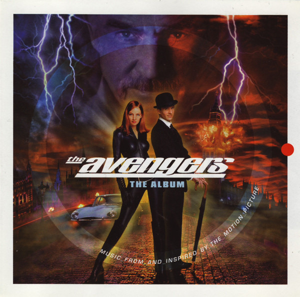 #<Artist:0x00007f4dfaab3ef8> - The Avengers: The Album - Music From & Inspired By The Motion Picture