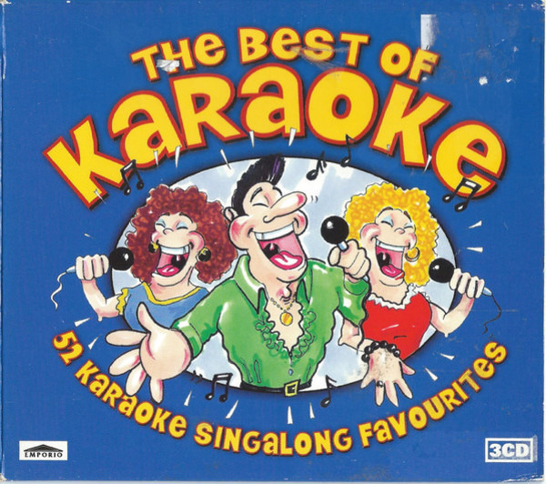 #<Artist:0x00000000083c44b8> - The Best Of Karaoke (52 Karaoke Singalong Favourites)