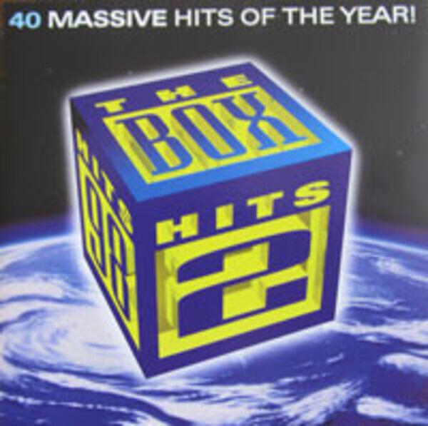AQUA / SPICE GIRLS / THE MAVERICKS / LUTRICIA MCNE - The Box Hits 98 Volume 2 - CD x 2