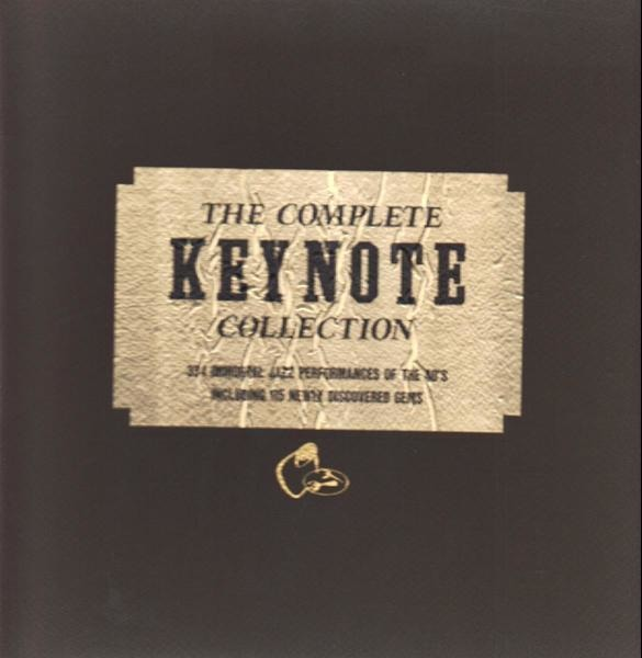 #<Artist:0x00007f4de8770910> - The Complete Keynote Collection