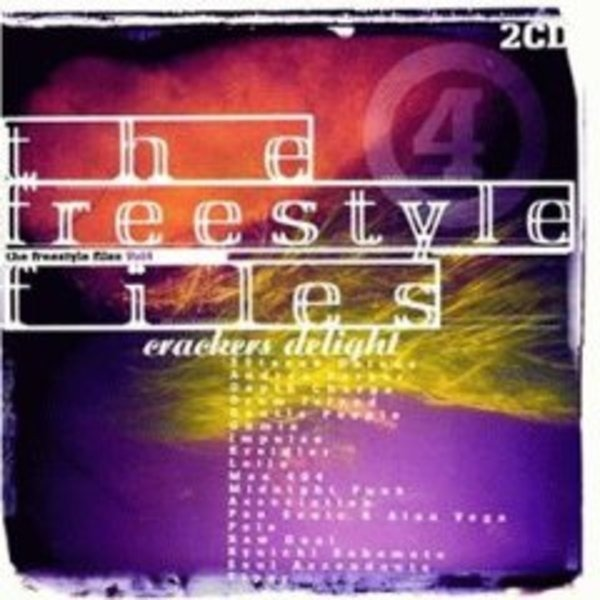 #<Artist:0x00007fd90152cc90> - The Freestyle Files 4/Crackers