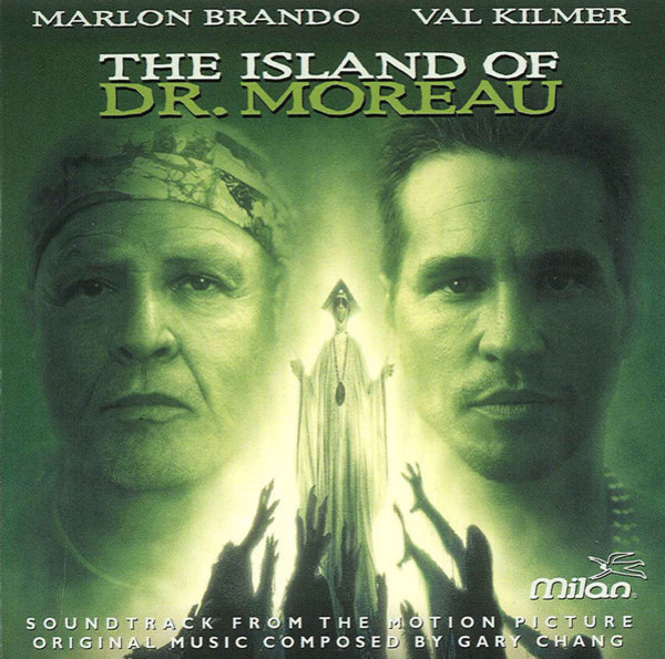 Einstürzende Neubauten / Gary Chang / a.o. The Island Of Dr. Moreau (Soundtrack From The Motion Picture)