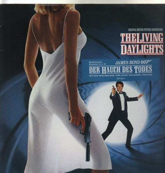 #<Artist:0x007f0b10287630> - The Living Daylights OST - James Bond 007