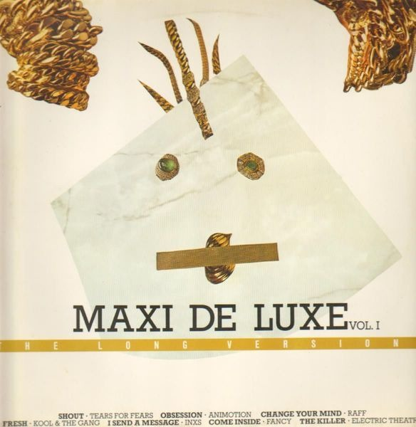 #<Artist:0x007f91a6eedc40> - Maxi De Luxe, Volume 1. The Long Versions