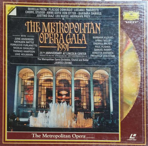 #<Artist:0x00007f4e0fe8b6d8> - The Metropolitan Opera Gala 1991