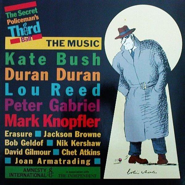 Kate Bush, Duran Duran, Lou Reed a.o. The Secret Policeman's Third Ball