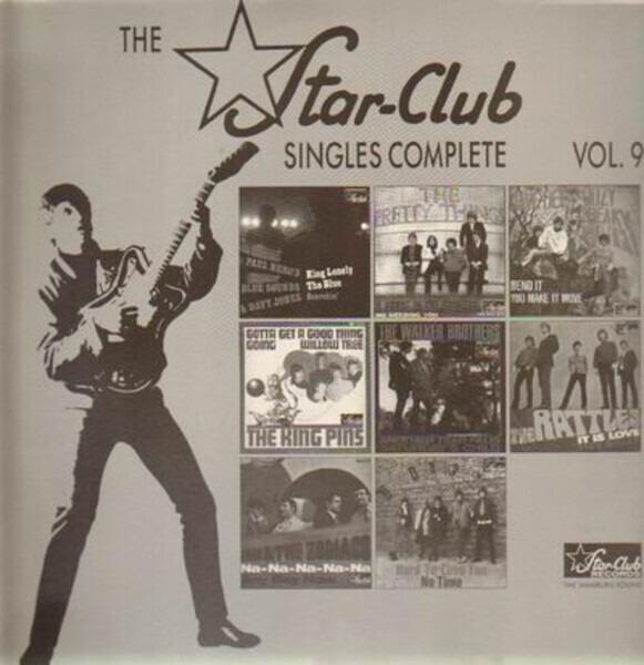 #<Artist:0x00007fd900ce8020> - The Star-Club Singles Complete Vol.9