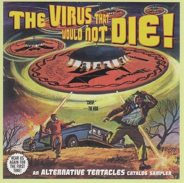 #<Artist:0x00007fd8e3403288> - The Virus That Would Not Die!