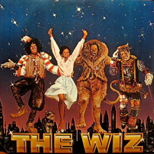 #<Artist:0x00007f4e0dac3408> - The Wiz (Original Motion Picture Soundtrack)