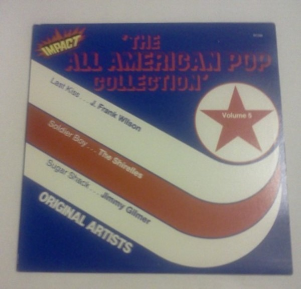 Kingsmen, Bobby Lewis a.o. The All American Pop Collection Volume 5