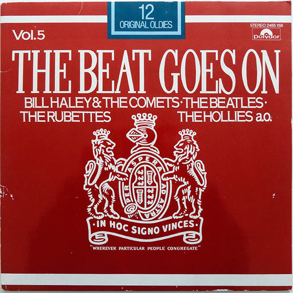 #<Artist:0x007f3da54acd08> - The Beat Goes On Vol. 5 (12 Original Oldies)