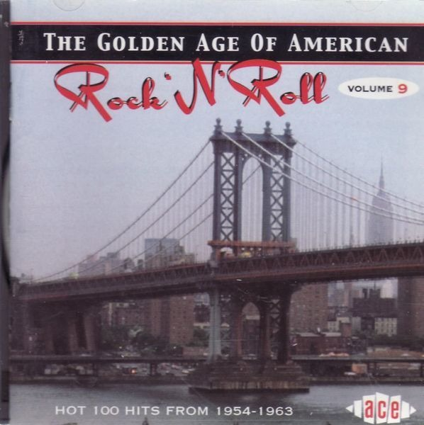 #<Artist:0x00007fd8d89572f8> - The Golden Age Of American Rock 'n' Roll Volume 9