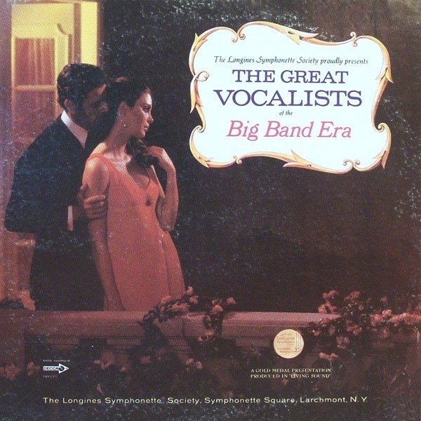 JUDY GARLAND, NAT KING COLE - The Great Vocalists Of The Big Band Era - LP