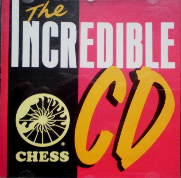 #<Artist:0x00007f4dec33af90> - The Incredible Chess Cd