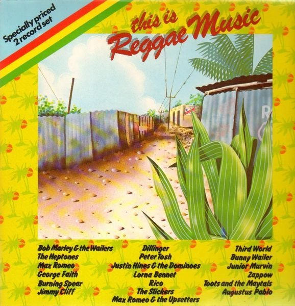 #<Artist:0x007f27836033b0> - This Is Reggae Music