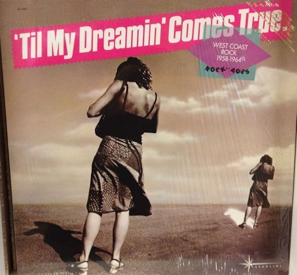 Bobby Vee a.o. 'Til My Dreamin' Comes True - West Coast Rock 1958-1964 (STILL SEALED)