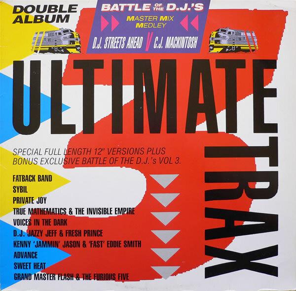 #<Artist:0x007f368ff82e20> - Ultimate Trax 3
