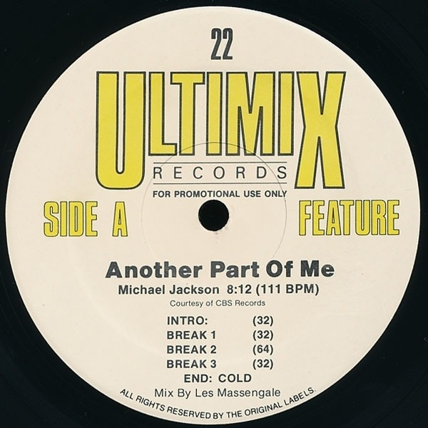 ULTIMIX : vinyl, cd, maxi, lp, ep for sale on