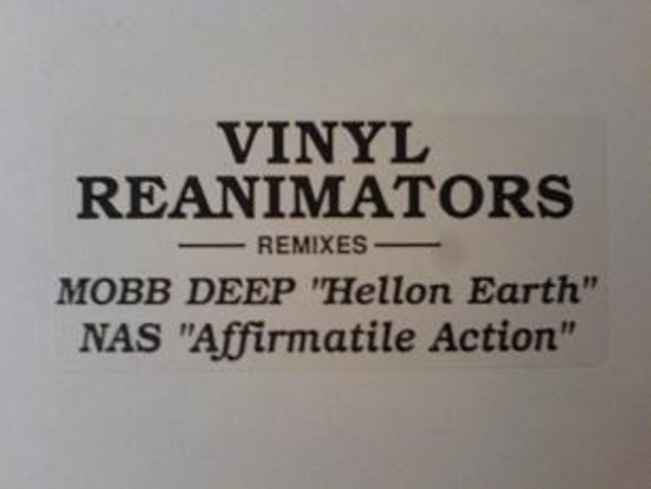 #<Artist:0x007fa44f8879a8> - Vinyl Reanimators Remixes