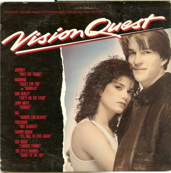 #<Artist:0x007fcf26233708> - Vision Quest (Original Motion Picture Sound Track)