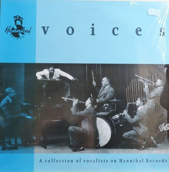 #<Artist:0x007f35bc7395d0> - Voices - A Collection Of Vocalists On Hannibal Records