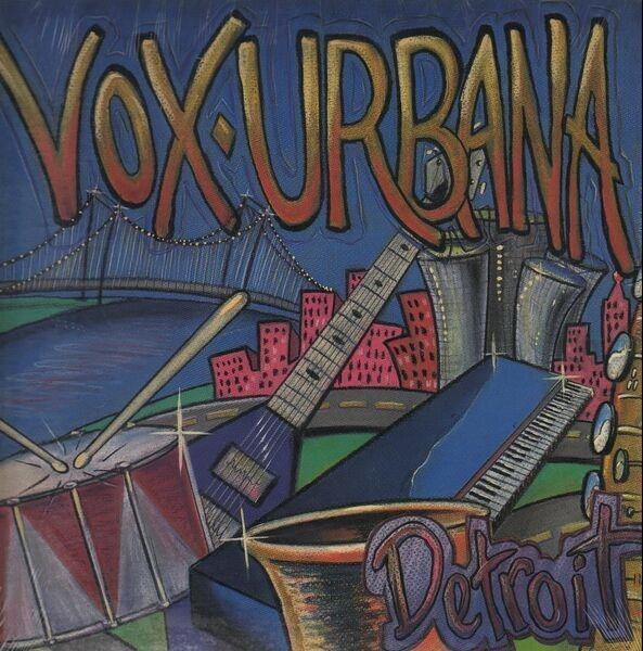HOUSEKEEPERS / ANDO / CHAZ & JOI - Vox Urbana - LP