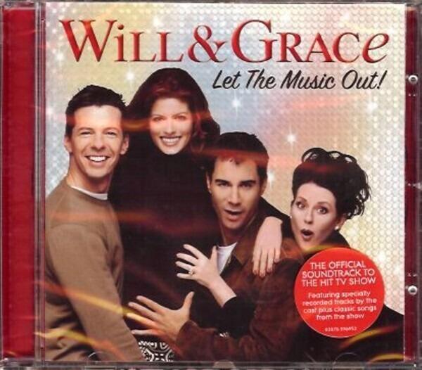 Jonathan Wolff,Queen,Elton John,Jennifer Lopez Will & Grace: Let The Music Out!