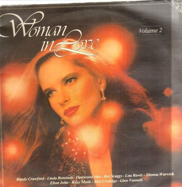 Randy Crawford / Elton John / Alice Cooper a. o. Woman In Love Volume 2 (GATEFOLD)