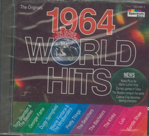 #<Artist:0x00007f4de53b02b0> - World Hits 1964