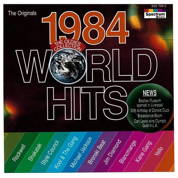 #<Artist:0x00007f4e0efeccd0> - World Hits 1984