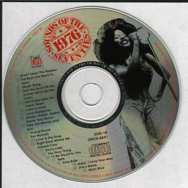 #<Artist:0x00000000082499d0> - 1976: Take Two