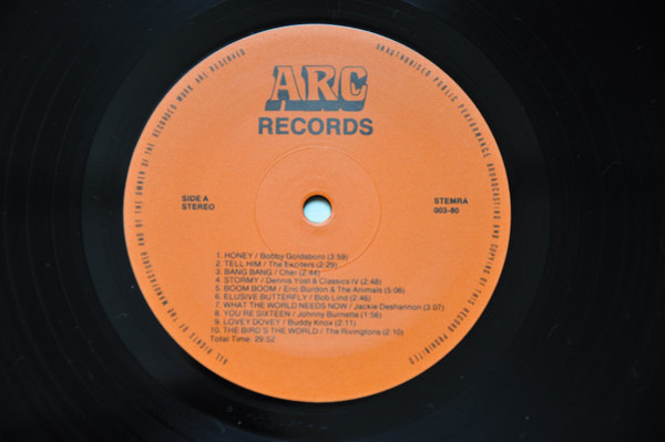 Bobby Goldsboro, Bobby Vee a.o. 20 Great Oldies I'll Always Remember Vol. 4
