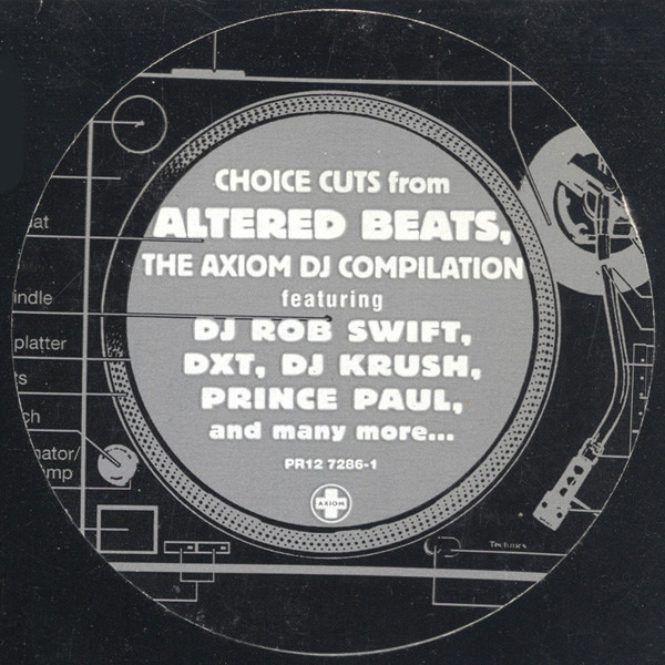 #<Artist:0x00007fea794b59e0> - Altered Beats