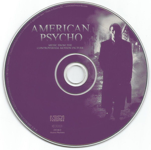 David Bowie / The Cure / New Order a.o. American Psycho (Music From The Controversial Motion Picture) (STILL SEALED)
