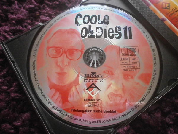 John LEe Hooker / Bruce Channel / Ritchie Valens a Coole Oldies 11
