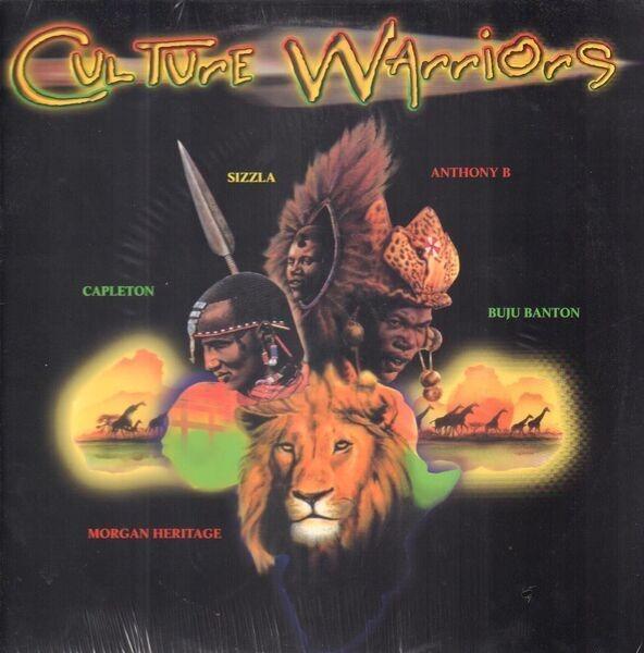 #<Artist:0x00007f4df0d4ad10> - Culture Warriors