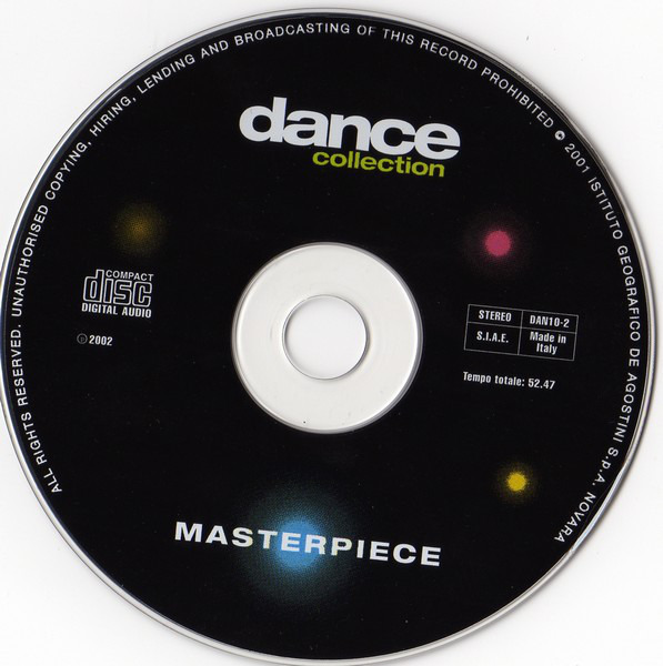 Village People, Stars On 45, Giorgio Moroder, a.o. Dance Collection - Masterpiece