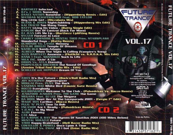 Barthezz, Dance Nation, a.o. Future Trance Vol.17