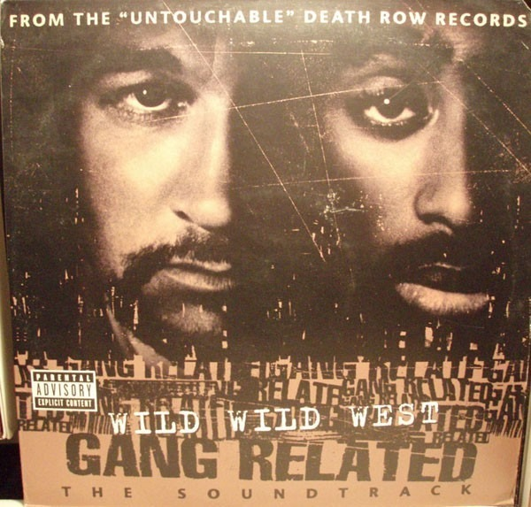 #<Artist:0x00007fce6597f5a0> - Gang Related - The Soundtrack