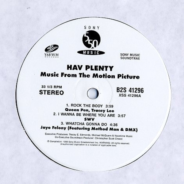 #<Artist:0x000000077f4b60> - Hav Plenty - Music From The Motion Picture