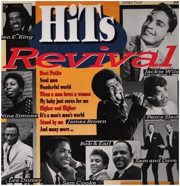 JAMES BROWN, NINA SIMONE, BEN E. KING A.O. - Hits Revival - LP