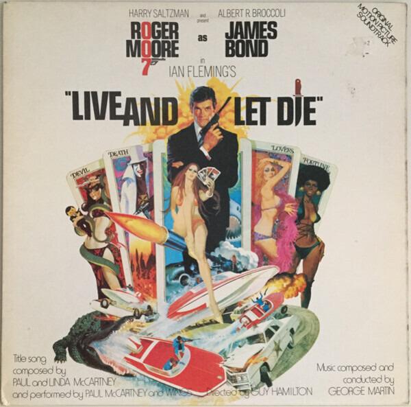 #<Artist:0x0000000008c3ba38> - Live And Let Die (Original Motion Picture Soundtrack)