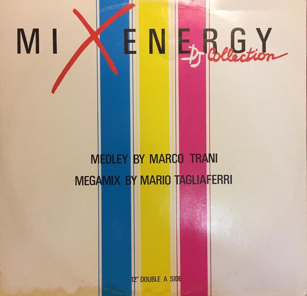 ADVANCE, FUN FUN, YVONNE K. A.O. - Mixenergy - 12 inch x 1
