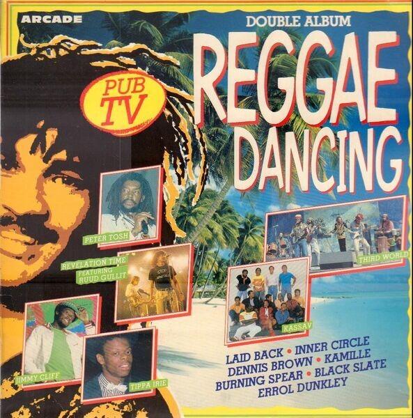 #<Artist:0x00007f4f65174308> - Reggae Dancing