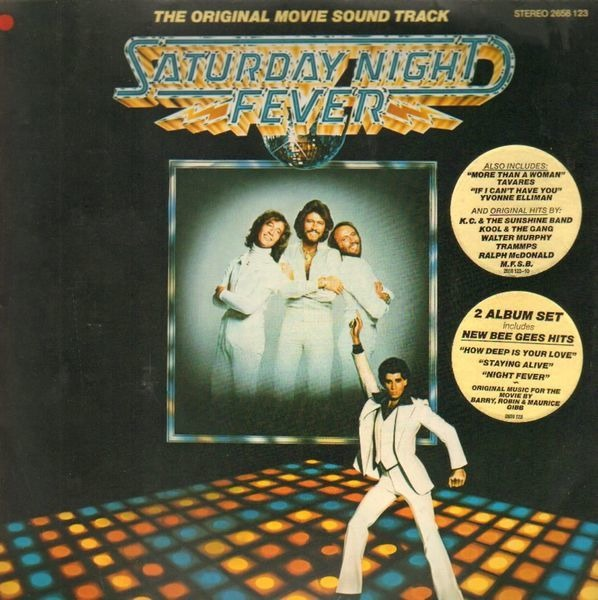 #<Artist:0x00000005f0ece0> - Saturday Night Fever (The Original Movie Sound Track)