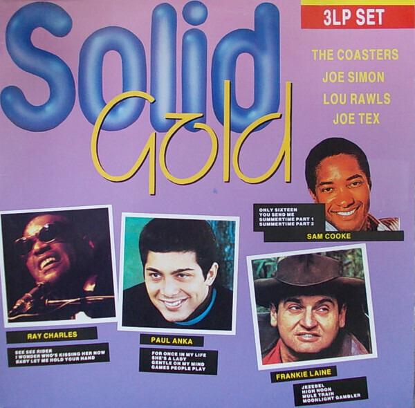 #<Artist:0x00007f4de89cb9f8> - Solid Gold