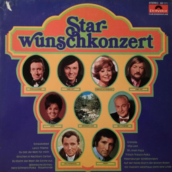 #<Artist:0x007f821c1329f0> - Star-Wunschkonzert